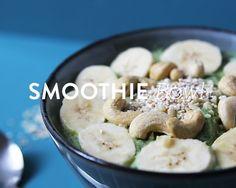 Danane: healthy bowl recipe