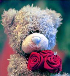 Tatty Teddy Bear...one of my favorite bears!