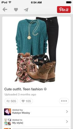 Winter School Clothes. I have stuff similar to this but not exactly like this