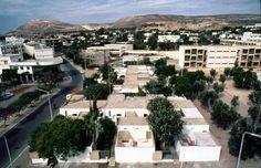 Hidden Architecture: Courtyard Houses Agadir, Architecture Courtyard, Courtyard House, Colonial, Mansions, House Styles, Building, Casas Patio, Houses
