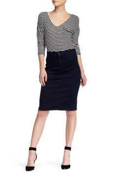 Willa High Pencil Skirt by J Brand on @nordstrom_rack