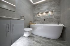 20 Ideas porcelain wood tile bathroom interior design for 2019 Porcelain Tile Bathroom, Wooden Bathroom, Bathroom Interior, Bathroom Wall Cabinets, Grey Wood Tile, Wood Tile Bathroom, Grey Wood Floors Bedroom, Gray Wood Tile Flooring, Remodel Bedroom