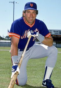 RIP Gary Carter, Hall of Fame Catcher for the Mets (and Dodgers and Expos) #Starpulse