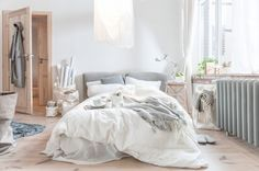 homedesigning:  (via Beautiful Bedrooms for Dreamy Design Inspiration)