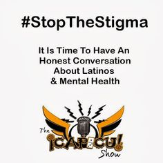 #StopTheStigma-The Campaign that arose from Conflict - Cristyls Cry