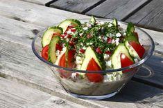 Zucchini, Watermelon, Vegetables, Fruit, Dip, Potato Salad, Salsa, Vegetable Recipes, Veggies