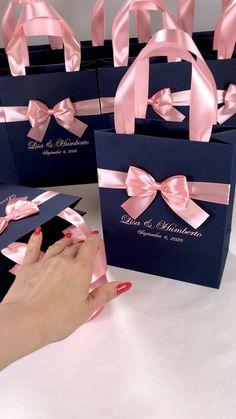 Wedding Welcome Bags, Wedding Bag, Chic Wedding, Wedding Cards, Wedding Gifts, Dream Wedding, Wedding Invitations, Destination Wedding Welcome Bag, Wedding Gift Boxes