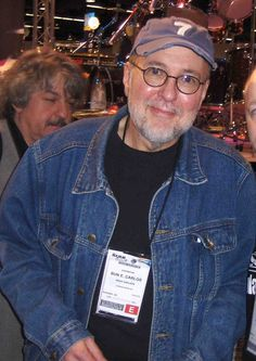 Bun E Carlos...extraordinary drummer for the best band ever...Cheap Trick.