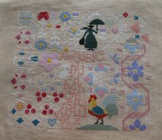 Marie Poppins Sampler   by A Mon Ami Pierre - Love this one
