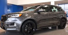 Ford Edge 2021. - world best car | world best car Hyundai Ix55, New Ford Edge, 17 Inch Rims, Subaru Tribeca, Tailgate Step, Refrigerator Covers, Bmw X4, Small Doors, Leather Interior