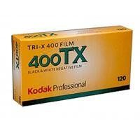 kodak 115 3659 Tri-X 400 Professional 120 Black and White Film 5 Roll Propack by Kodak. $24.75. KODAK TRI-X Pan Film is a high-speed (ISO 400/27°) panchromatic film that is a good choice for photographing dimly lighted subjects or fast action, for photographing subjects that require good depth of field and fast shutter speeds, and for extending the distance range for flash pictures. You can retouch the 120-size film on the emulsion side. TRI-X Pan Film is recommended ...