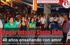 El pasado 19 de septiembre el Hogar Infantil Santa Inés, celebró su aniversario número 40. Todos los detalles: [http://www.proclamadelcauca.com/2014/09/hogar-infantil-santa-ines-40-anos-ensenando-con-amor-para-fortalecer-la-ninez-quilichaguena.html]