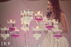 Hailey's Bat Mitzvah Candle Lighting