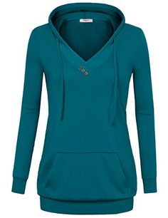 This pull over is great I got it in grey and I have to say this teal one may be added to my collection of comfortable clothes. Affiliate