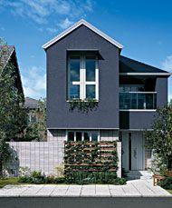 ビキエア|GENIUS Vikiair|ミサワホーム Misawa homes.  Not my favorite exterior...