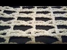 Aprendiendo a tejer: punto encarcelado - YouTube
