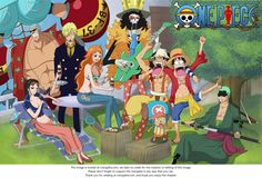 One Piece 841: To the East Blue at MangaFox.me