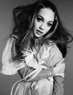 Hunger 10's cover star Maddie Ziegler tells us why she's making the move into acting and the advice from Sia and Shia that's helping her.
