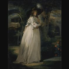 Portrait of a girl in a garden by George Morland, between 1786 and Madame de Pompadour Google Art Project, John Everett Millais, Oil On Canvas, Canvas Prints, Thing 1, Portraits, Art Google, Art Reproductions, Poster Size Prints