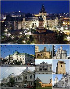 Iași Romania, Louvre, Building, Travel, Viajes, Buildings, Trips, Construction, Tourism