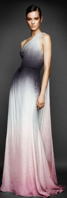Verace Pink Sequined Gown ✮✮ Please feel free to repin ♥ღ www.fashionandclothingblog.com