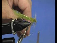 LESSON 12 FOR BEGINNERS THE WOOLEY BUGGER WITH DAVID CAMMISS