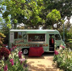 A mobile margarita truck? Cheers! Move over hamburgers and tacos.