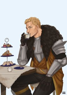 Dragon Age Refuge Cullen Dragon Age, Dragon Age 2, Dragon Age Origins, Character Inspiration, Character Art, Dragon Age Inquisitor, Neverwinter Nights, Drawing Commissions, Welcome To The Party