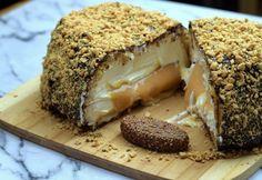 Kinder Maxi King torta XXL | NOSALTY King Torta, Torta Ferrero Rocher, Maxi King, Fudge, Tiramisu, Nutella, Banana Bread, Food And Drink, Pie