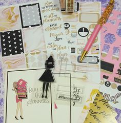 """February 2017 Planner Addict Box theme is """"Planner Love."""" See our review of this planner supplies subscription for details!   The Planner Addict Box Feruary 2017 Subscription Box Review →  https://hellosubscription.com/2017/02/planner-addict-box-feruary-2017-subscription-box-review/ #PlannerAddictBox  #subscriptionbox"""