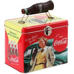 ボトル型取っ手付きトレインケース