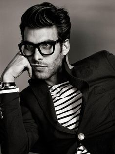 GQ French editorial  starring By Jon Kortajarena captured by renowned photographer Sergi Pons