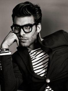 #Retro Style Clothing Men #glasses