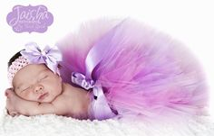 Purple and Pink Baby tutu only any size up to 24 by DanburyLane, $24.95