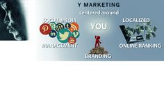 Our new Facebook page: www.facebook.com/ymarketingstrategies