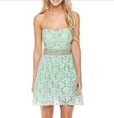 I got this dress for my confirmation, with my friend. You can get it at JcPenney  -Angie