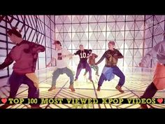 Top 100 Most Viewed K-Pop Videos of All Time (June, 2015) - YouTube Alot of Nostalgia going on in this video ^^