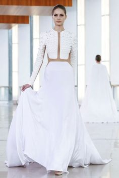 Stephane Rolland Haute Couture весна-лето 2015