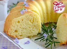 #Ciambella aromatica miele, yogurt e arancia. Ecco la ricetta perfetta per ogni occasione.  Clicca e scopri la ricetta...