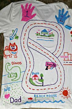 rueckenmassage t shirt design bildmotive