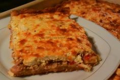 Cookbook Recipes, Cooking Recipes, Party Buffet, Lasagna, Quiche, Tea Time, Brunch, Food And Drink, Pie