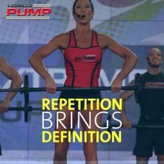 Keep pushing it will pay off! #lesmills #bodypump #bodydefinition #keeppushing