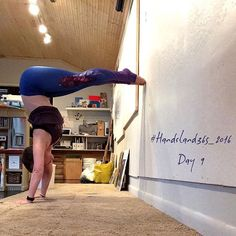 A little L stand for day 9 of #handstand365_2016 @inversionjunkieapparel #handstand #inversions #yoga #yogachallenge #practiceeveryday #yogisofinstagram #igyoga #phillyyoga #phillyyogi #phillyyoga #fit #fit_inspiration #fitover40 #yoga #inversions #lovezuvi @lovezuvi