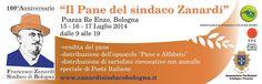 15-17 luglio il pane del sindaco Zanardi h 9-19 Piazza Re Enzo