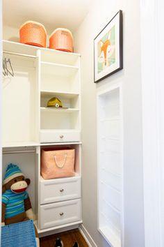 Хранение и Шкафы Идеи дизайна, картинки, Переделывать и декор