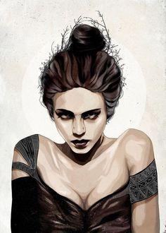 feline zegers- - Illustrations by Feline Zegers