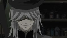 black butler-Undertaker