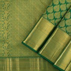Kanakavalli Kanjivaram Silk Sari 100-01-18448 - Cover View