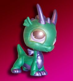 awesom custom lps, i always thought that dragon ones would be cool
