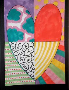 Låt barnen göra varsin del och sätt ihop till hjärtan. Material: Mall hjärta, se nedan. Färg- el tuschpennor. Sax. Lim/limstift. Svart el färgat papper, A4. mall till hjärta UTDRAG UR DET CENTRALA …